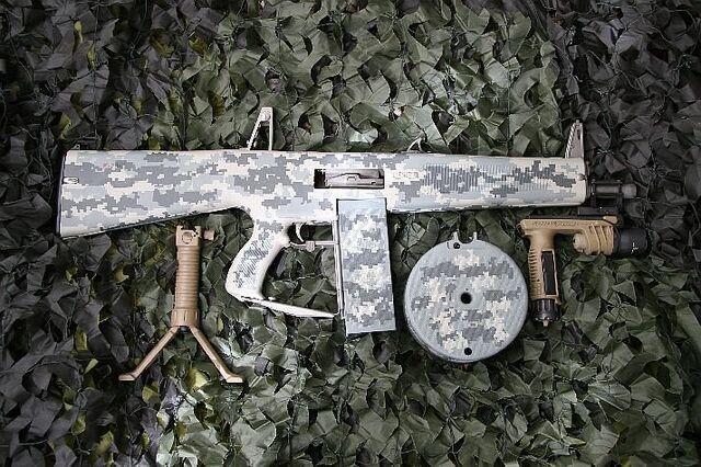 File:Arms at NDIA Small Arms Symposium AA-12 Shotgun.jpg