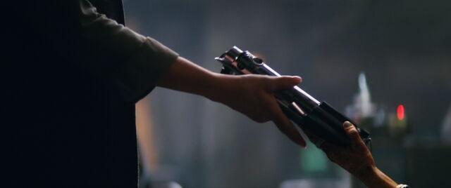 File:Skywalker Lightsaber.jpg