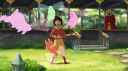 Jinora and her spirit friends.png
