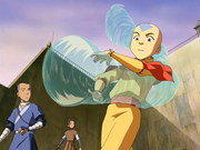 Airbending funnel