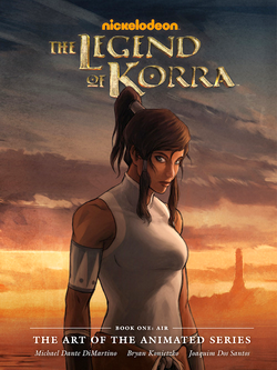 The Legend of Korra The Art of the Animated Series, Book One.png