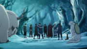 Team Avatar at the spirit portal.png