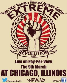Extreme Revolution 2013