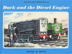 RailwaySeriesBook13DuckandtheDiesel