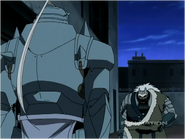 Barry Tells Alphonse That His Brother Created Him