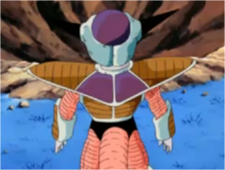Frieza 1st Form Back Pic