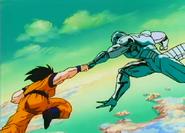 Goku While Fighting MetaCooler
