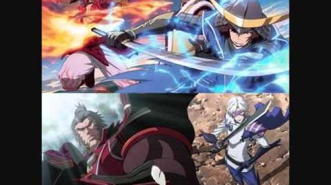 Sengoku Basara 2 Second ED-Fate (Full)