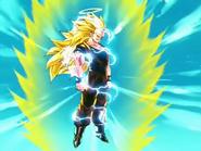 Super Saiyan 3 Goku with Lightning