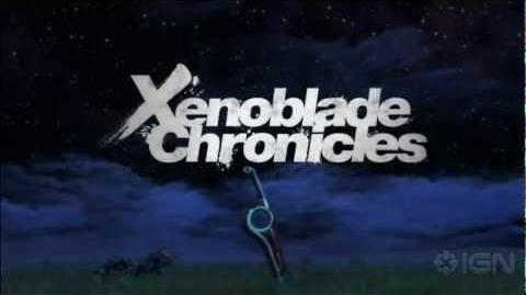 Xenoblade Chronicles US Trailer