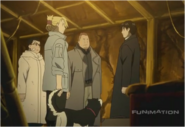 Roy Mustang Orders His Team to Stay Alive During the Promised Day