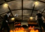 Roy Mustang Just Before Killing Pride in Original Anime