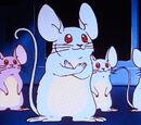 Space Mice (Go Lion)