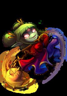 CharacterRender Vampire Skin Shaolin
