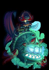 CharacterRender Birdman Skin Pirate