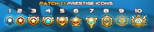 Awesomenauts prestige