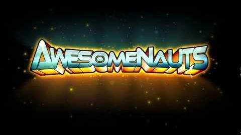 Awesomenauts Go Go Robo Power Patch Trailer
