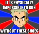 Professor Oak Meme