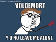 HP Y U NO