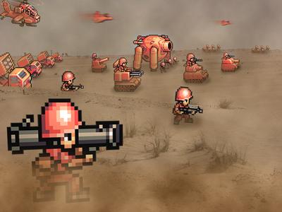 Retro War Advance Wars by RETROnoob