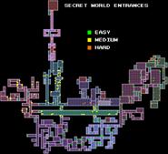 Secretworlds Map color