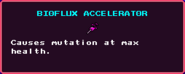 Bioflux Accelerator 2 Pickup