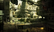 1200x711 203 Dead city IDsoftware 2006 2d sci fi city ruins post apocalyptic picture image digital art