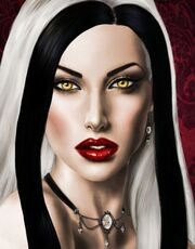 Portrait of dramira by syoshiko by dramiradarkthorn.d5jqiyx