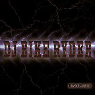 DJ Bike Ryder Art