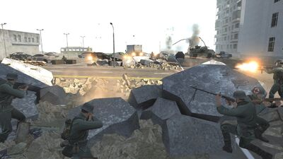 Battle of New Terraform