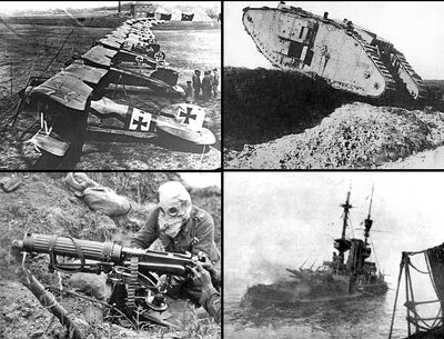 WW1 TitlePicture For Wikipedia Article