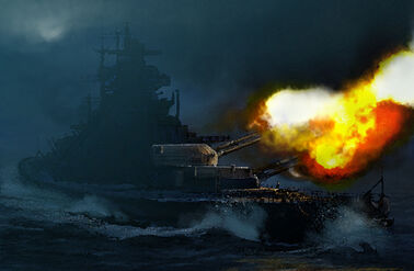 Bismarck Attacks Florida