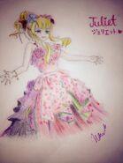 Juliet Fan-art