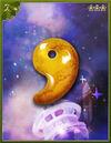 Galaxy Wars Golden Fleece Medium Pure Discovery Magatama