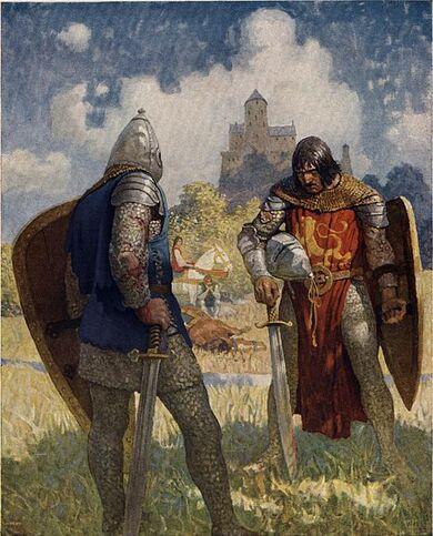 484px-Boys King Arthur - N. C. Wyeth - p38