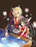 Tanabata fan art