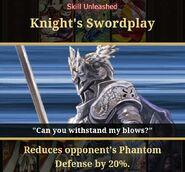 Lancelot Ori Skill
