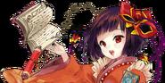 Fuguruma original render