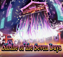 Shrine of Seven days main