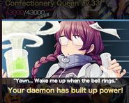 Goddess of Poverty Academy Crit Hit