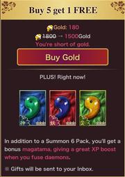 Buy5get1Free SUmmon