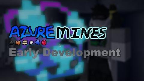 ROBLOX - Azure Mines - Azure ore Update