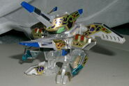 Thermal Lance JP version