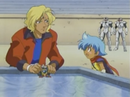 Yamato Versus the Masked Marble II 7