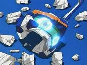 Cobalt Blade Destroyed