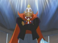 Yamato Versus the Masked Marble 3