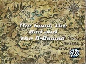 Battle b-daman 135 the good the bad the b-daman -tv.dtv.mere-.avi 000124749