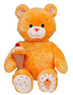 orange sherbet bear build a bearville wiki fandom. Black Bedroom Furniture Sets. Home Design Ideas