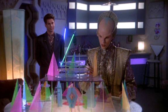 Image result for babylon 5 signs and portents