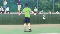S2E21 Eiichiro calming down